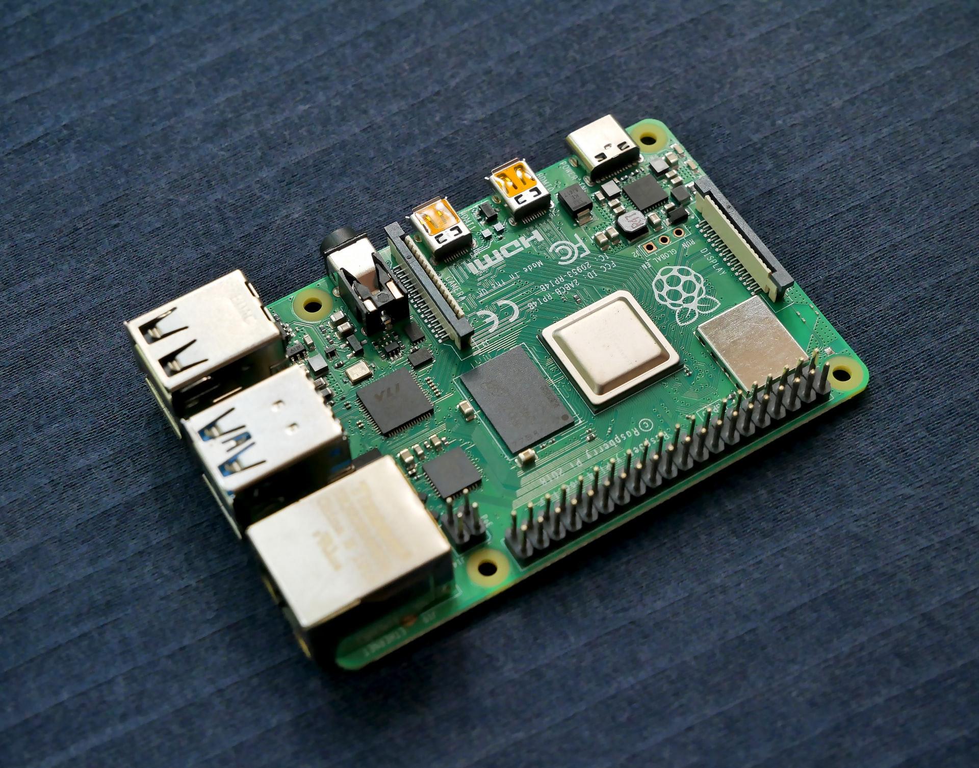 raspberry pi projetos casa inteligente